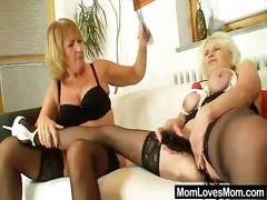 Ah-Me Movie:Bdsm wife bangs granny