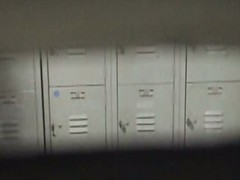 Voyeur Hit - Locker-room XXX hidden camera