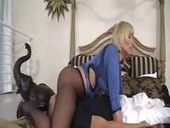 Mellanie monroe is appetizing blonde ...