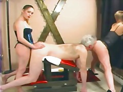 Old man fucked by amber video
