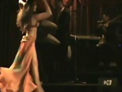 See: Brazilian belly dancer