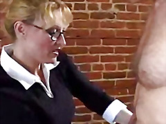 My first sex teacher - mrs frost