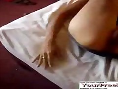 Cute spanish girl first cock experience