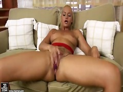 Kathia nobili plays with h... - 07:01