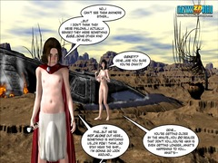 See: 3d comic: galacticus. ...