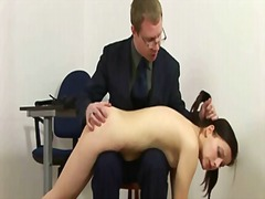 Spanking lesson for ba... video