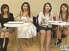 Subtitled Japanese amateur quiz game ...