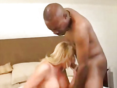 Hot milf tight holes creampie with bbc