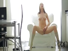 PinkRod Movie:Sensitive and sexual glamour n...