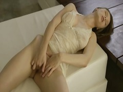cumshot, beautiful, babe, brunette