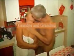 Grandpa and grandma 2 ... video