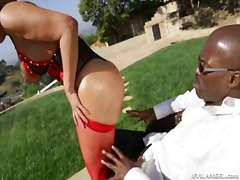 lexington steele, big boobs, tits