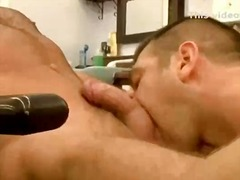 lick, gay, oral, cumshot, ass,