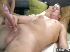 Two first timer studs are having anal...