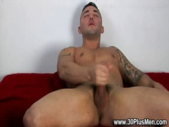 Muscley solo stud blow... - BoyFriendTV