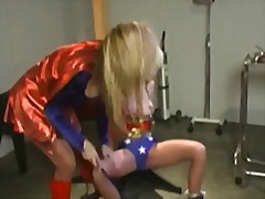 Sapphic superheroines video