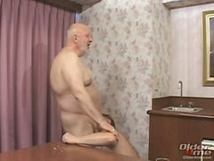 Mature gay bears ass fucking