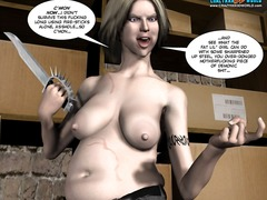 Thumb: 3d comic: desires of t...