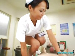 chinese, asian, uniform, nurse,
