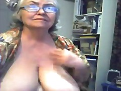 webcam, granny,