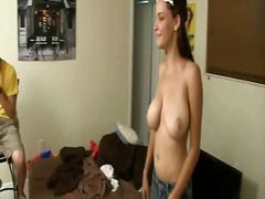 College slut roxy entertai... - 10:01