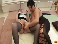 insertion, old, 69, mature, brunette,