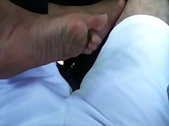 Foot fetish- indian fe...