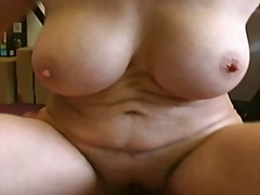 mature, german, hairy, granny,