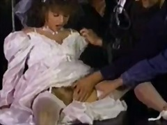 Hot bride in stockings bds... - 05:08