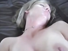 Drunk Mom Fucked by Da...