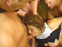 German mature bbw four... preview
