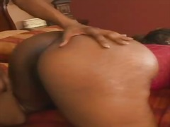 bbw, threesome, ebony,