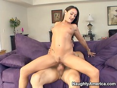 Nice black haired mom ... video
