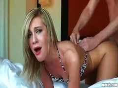 Tight gf chloe brooke bang... - 07:03