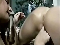 Horny rugmunching lesb... video