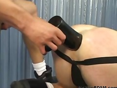 domination, dildo, gay, bondage,
