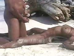 homemade, beach, ebony, black,