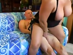 See: Plump horny mature