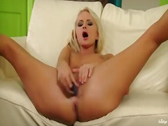 Ivana sugar is sprawled on the