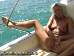 Nightkiss66 - auf boot... video