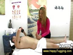 Pretty asian masseuse ... preview
