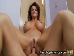 Porn Sharia - His buddys mature mom deauxma is