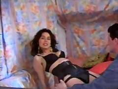 Hairy latina milf gets... preview