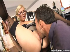 Office slut donna bell...