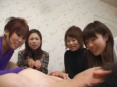 asian, japanese, handjob,