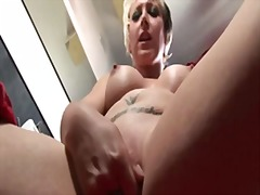 Thumb: British blonde pornsta...