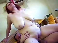 Chunky redhead with bi... preview