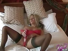 Tube8 - Uk pornstar kaz b mast...