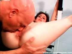 pussy, eating, milf, hairy