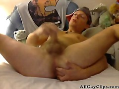 twinks, gay, solo, jerking